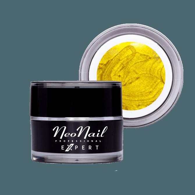 Paint UV/LED Gel NN Expert 5 ml - Metalic Gold