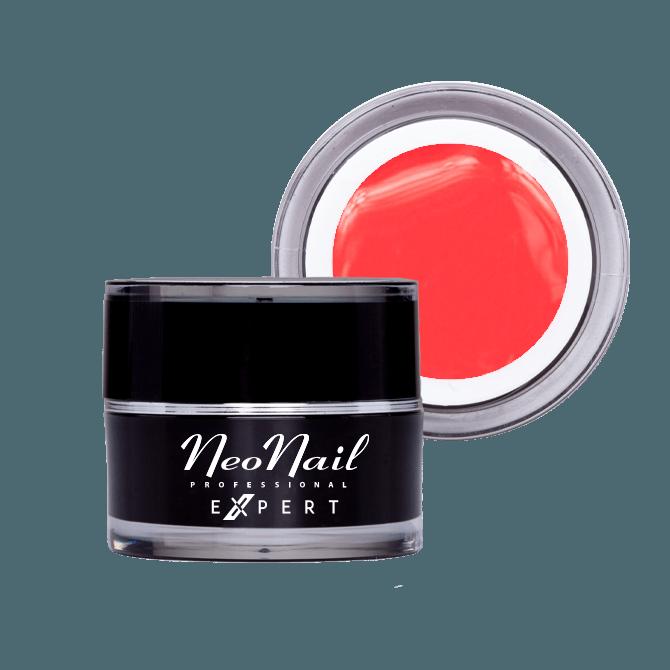 Paint UV/LED Gel NN Expert 5 ml - Neon Coral