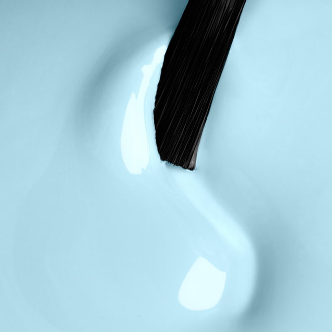 Klassischer Nagellack 7,2 ml - Blue Tide 7080
