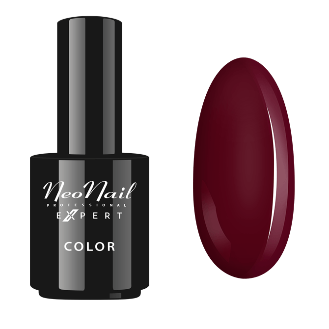 UV Nagellack NN Expert 15 ml - Wine Red