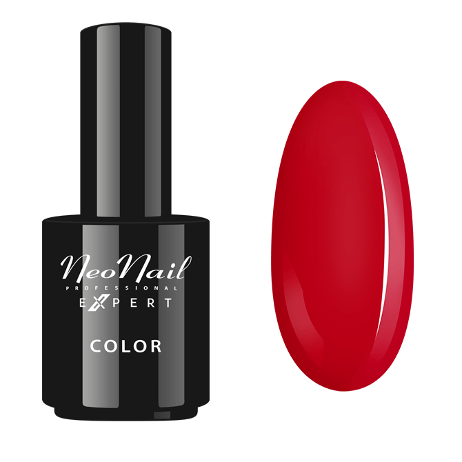 UV Nagellack NN Expert 15 ml - Fiery Flamenco