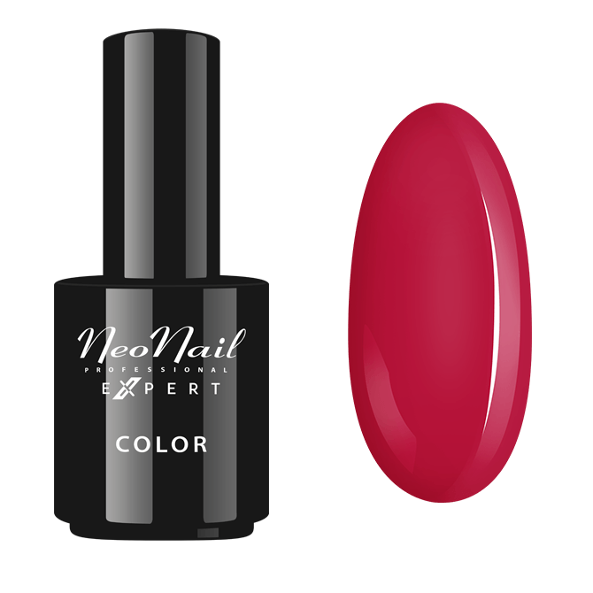 UV Nagellack NN Expert 15 ml - Carmine Red