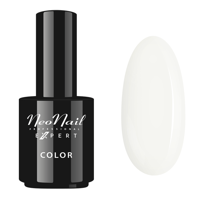UV Nagellack NN Expert 15 ml - White Collar