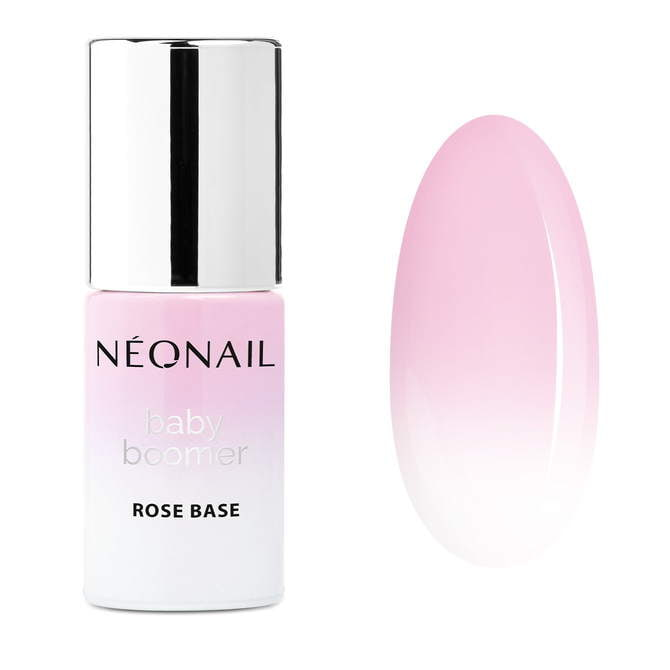 UV Nagellack 7,2 ml Baby Boomer Rose Base