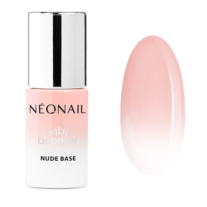 UV Nagellack 7,2 ml Baby Boomer Nude Base