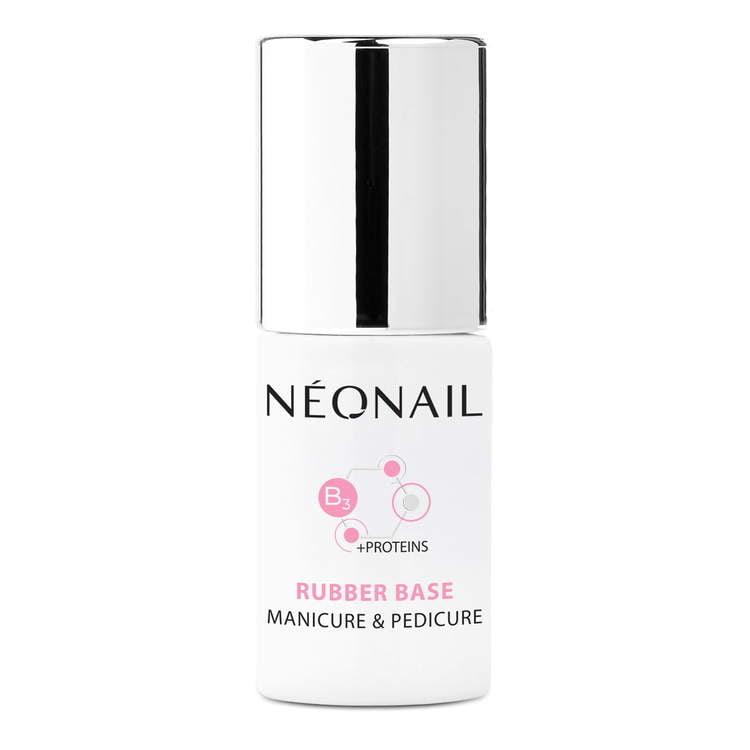 UV Nagellack 7,2 ml Rubber Base Manicure & Pedicure