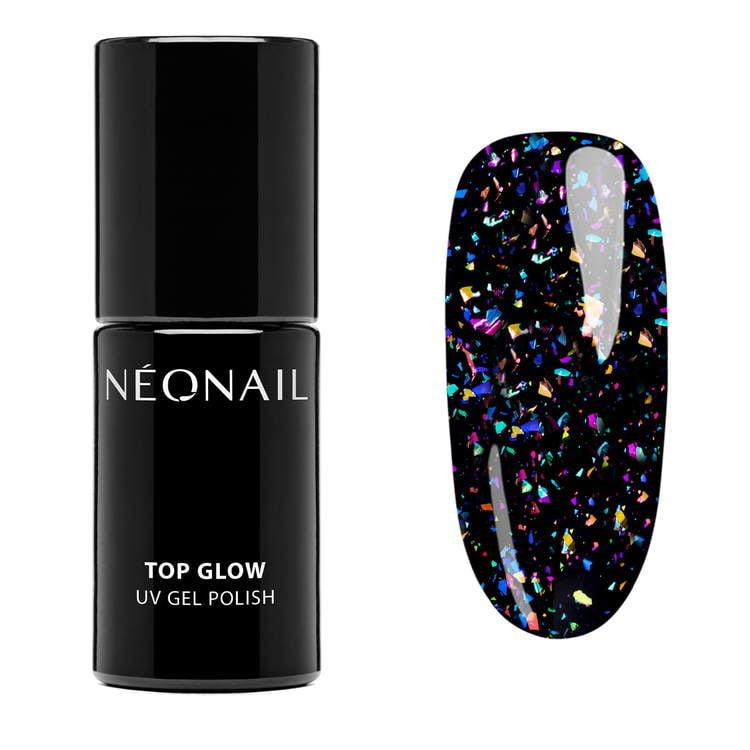 UV Nagellack 7,2 ml - Top Glow Polaris