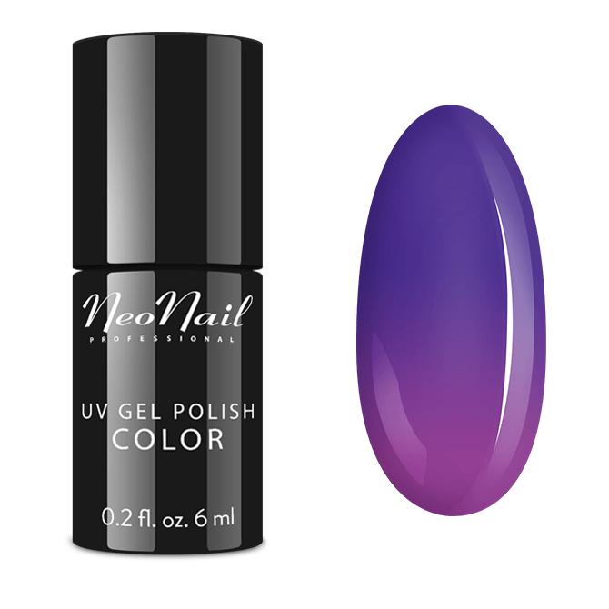 Thermo UV Nagellack 6 ml - Purple Bunny