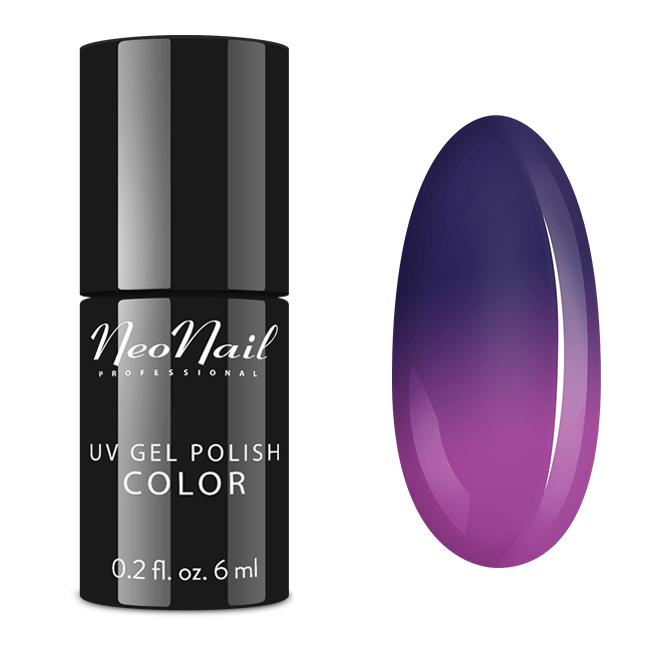 Thermo UV Nagellack 6 ml - Purple Rain