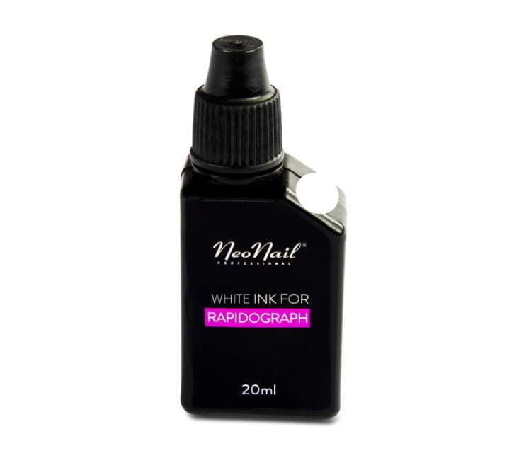 Tusche zum Auffüllen des Rapidographen Weiß - 20 ml