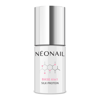 UV Nagellack 7,2 ml - Base 6in1 Silk Protein 6332-7